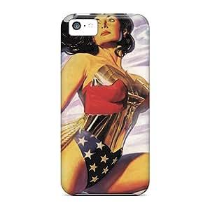 Best Hard Phone Case For Iphone 5c (ZOj7053bYSw) Unique Design HD Wonder Woman I4 Pictures