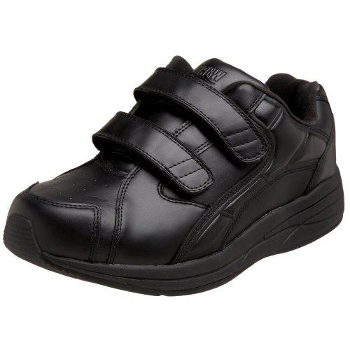 - Drew Shoe Men's Force Velcro Walking Shoe,Black,11.5 6E US