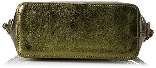 w Donna A Verde verde Spalla H Borsa Chicca X 26x18x10 8816 Cm L Borse w6q8t
