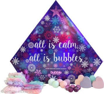 Advent Bubble Boutique, Luxury Bath Time Calander! Relax and INDULDGE in The Count Down to The Festive Season!