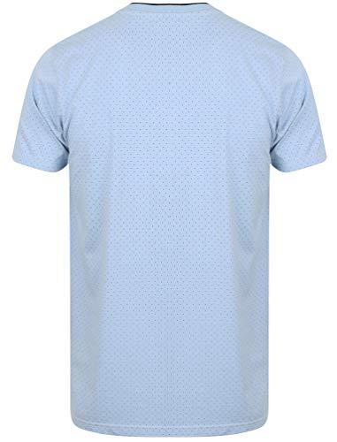 Blue Pois À T shirt Homme Placid Shark Le xq0USS