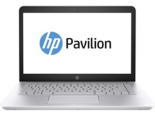 "HP Pavilion 14"" HD Notebook , Intel Core i5-7200U Processor up to 3.10 GHz, 8GB DDR4, 1TB Hard Drive, No DVD, Webcam, Backlit Keyboard, Bluetooth, Windows 10 Home"