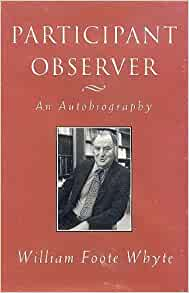 The Difference Between an Observer and a Participant in a Narrative