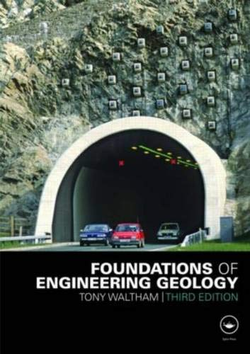 Foundations of Engineering Geology from Routledge Chapman Hall