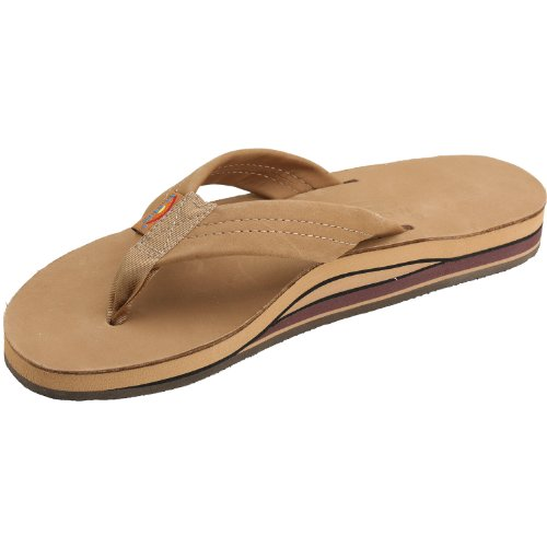 fb6eb0af1 Rainbow Sandals 301ALTS Womens Double Layer Premier Leather Expresso