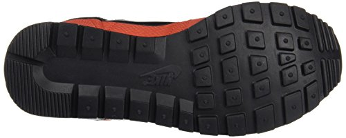 Nike Herren 827921 Sneakers Mehrfarbig (Max Orange / Black / Off White / White)