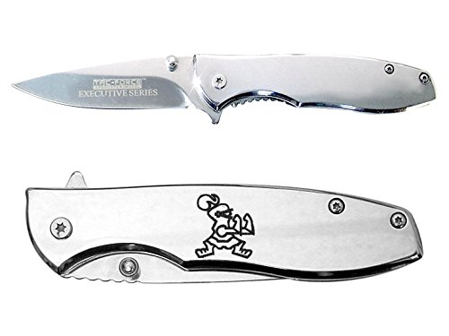 Fighting Irish Engraved Chrome Mirror Finish TAC-Force TF...