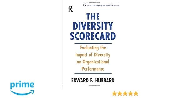 The Diversity Scorecard (Improving Human Performance): Edward E ...
