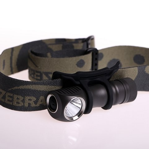 Zebralight H53c AA Headlamp Neutral White High CRI