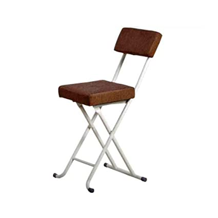 Wondrous Amazon Com Ycsd Folding Chair Stool Household Dining Table Andrewgaddart Wooden Chair Designs For Living Room Andrewgaddartcom