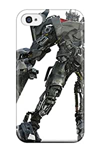 For Iphone 4/4s Tpu Phone Case Cover Transformers 2 Hd