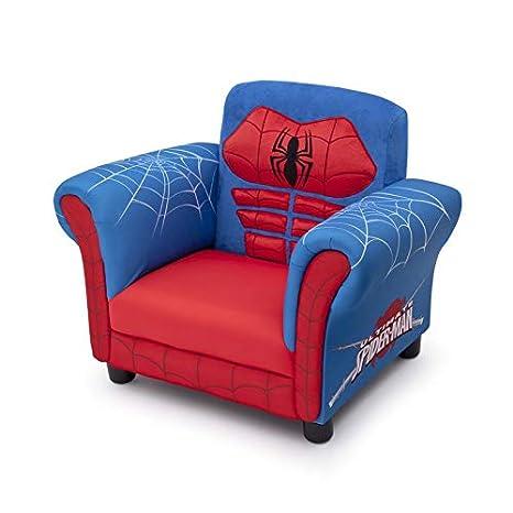 Sillón Acolchado para niños Spider Man: Amazon.es: Hogar