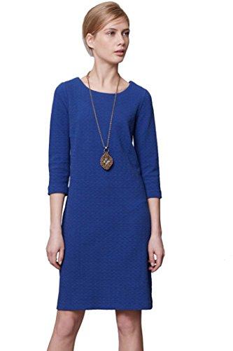 Ganni Lousa Shift Dress, Royal Blue, Medium from Anthropologie
