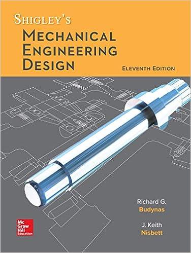 Diseño de ingeniería mecánica de Shigley
