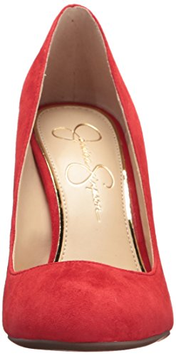 Pump Mousse Women's Jessica Bainer Red Simpson qXvavxtYwB