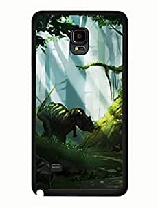 Jurassic Park Image Coloury Theme Dinosaur Movie Diy For Touch 5 Case Cover Drop Proof yiuning's