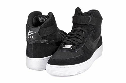 Nike Youth Air Force 1 High Jungen Basketballschuhe Schwarz / Schwarz-Weiß
