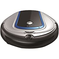 Hoover Quest 700 Bluetooth Enabled Robot Vacuum (Black)