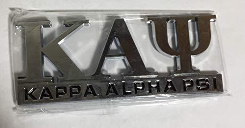 Kappa Alpha Psi car tag