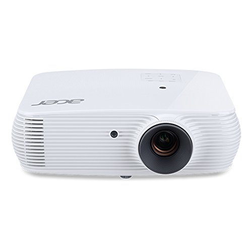 Acer DLP Projector 1280 x 720 HD 3300 Lumens 20 - 000:1 Contrast Ratio|H5382BD (Certified Refurbished)