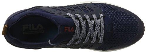 Fila Fila Men Face Striker Low - Zapatillas de casa Hombre Azul (Dress Blue)