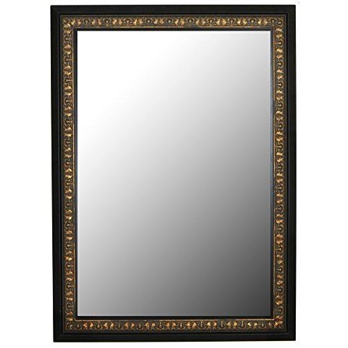 Second Look Mirrors Mumbai Copper Gold Black Mirror