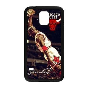CTSLR Michael Jordan Hard Case Cover Skin for Samsung Galaxy S5-1 Pack -7