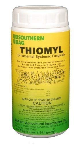 - Southern Ag - Thiomyl - Ornamental Systemic Fungicide - 6oz