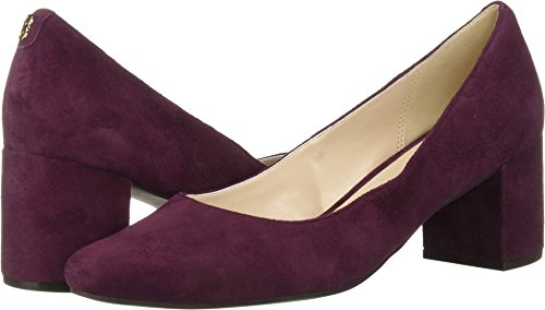 Cole Haan Women's Claudine Pump 55MM II Fig Suede clearance websites eastbay online 1ULXu2U
