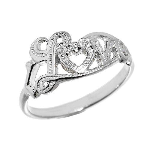 4 karat diamond ring - 8
