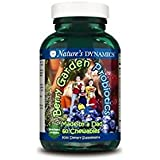 Berry Garden Kids Chewable Probiotics, 60 Chewables