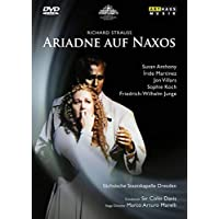 STRAUSS: Ariadne auf Naxos [Alemania]