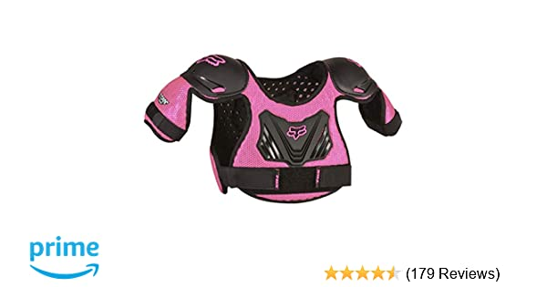 06053-285 Fox Titan  Pee Wee Pink  Roost Chest Back Protector S//M or M//L Sizes
