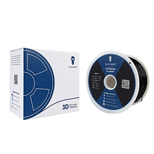 SainSmart PLA 157 PLA Filament Black
