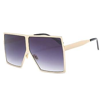 MINGMOU Gafas De Sol Cuadradas De Gran Tamaño para Hombre ...