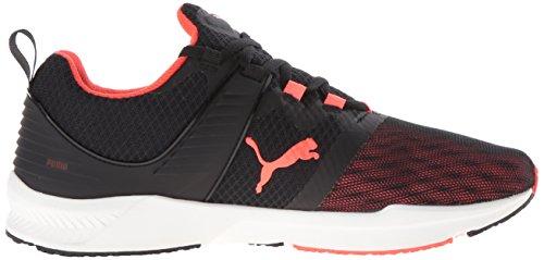 Puma Homme Ignite Xt V2 Chaussure Cross-trainer Puma Noir / Rouge Souffle