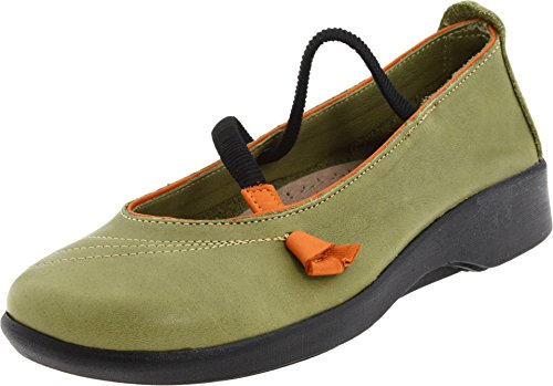 Arcopedico Vitoria, Green 37 (US Women's 6.5) M