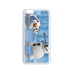 JIAJIA Lovely Olaf Design Best Seller High Quality Phone Case For Iphone 6