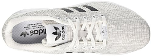 One Ftwr Black Uomo Flux Multicolore F17 White da ZX Grey Core Corsa adidas Scarpe qCawa7