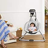 Graco Simple Sway Baby Swing | 2 Speed