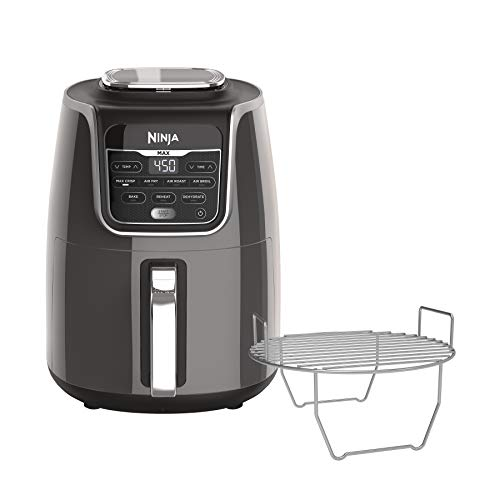 Ninja AF161 Max XL Air Fryer, 5.5 Quart, Grey
