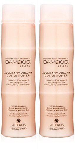 Bamboo Volume Abundant Volume Conditioner, 8.5-Ounce (2-Pack) ()