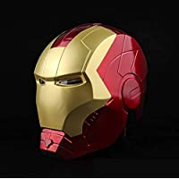 "Marvel "" Endgame : Iron Man Mark 50 "" Openable Cosplay Helmet for Theme Parties / Cosplay & Costume Parties"