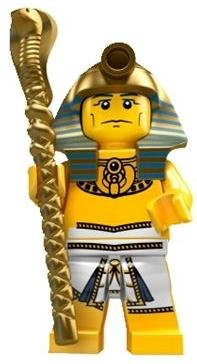 LEGO - Minifigures Series 2 - PHARAOH