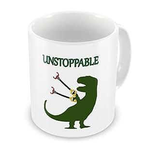 T-Rex plaśtico cardioversión - Stoppable/taza indetenible