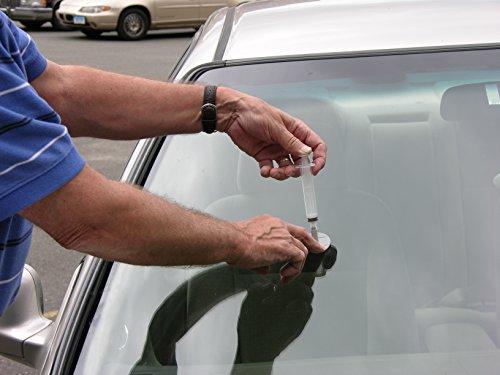 Permatex 16067 Bullseye Windshield Repair Kit.025 oz. Syringe by Permatex (Image #5)