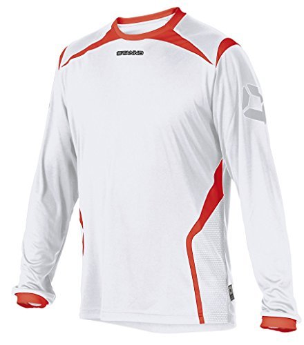 Stanno Torino Trikot LA, Größe:XXXL, Farbe:White-Red