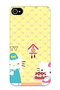 [c0aeb6e3676] - New Hello Kitty Red10241024 Protective Iphone 4/4s Classic Hardshell Case