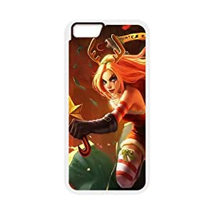 Printed League of Legend Phone Case For iPhone 6 4.7 Inch S1T3000