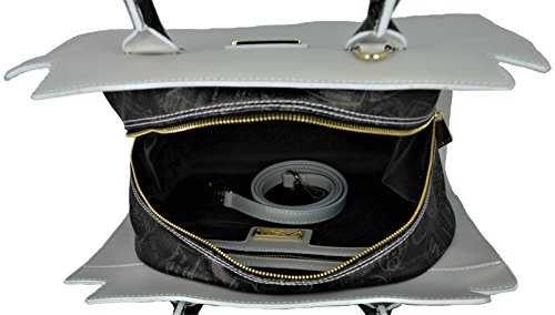 Sitios Web Para La Venta Venta Barata Borsa Bauletto Tracolla Donna Polvere/Nero Alviero Martini Bag Woman Black OTiG4Y1F